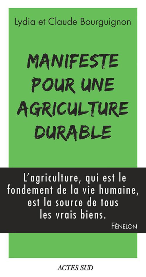 Manifeste pour une agriculture durable;